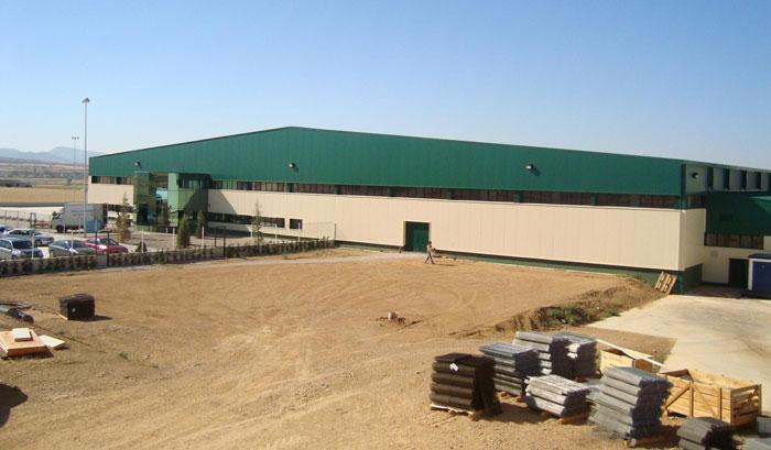 Centro logístico clasificación huevo en Zaragoza (Aragón) y Lleida