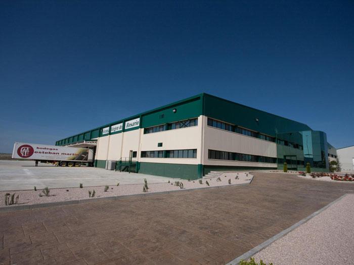Centro logístico en Zaragoza (Aragón) y Lleida