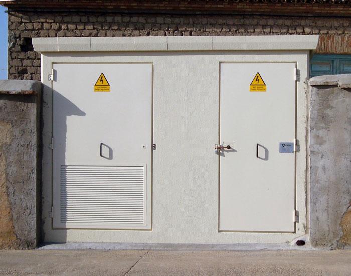 Centro transformación alta tensión Zaragoza (Aragón) y Lleida