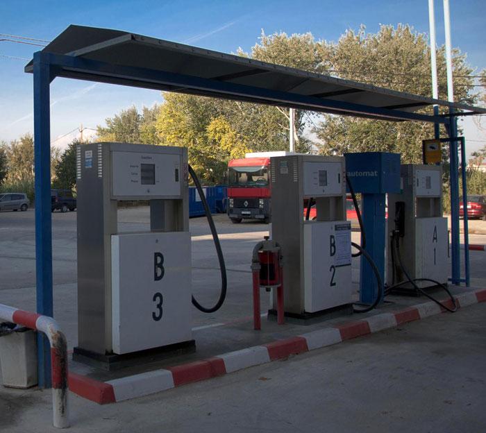 Proyectos de estaciones de hidrocarburos en Zaragoza (Aragón) y Lleida
