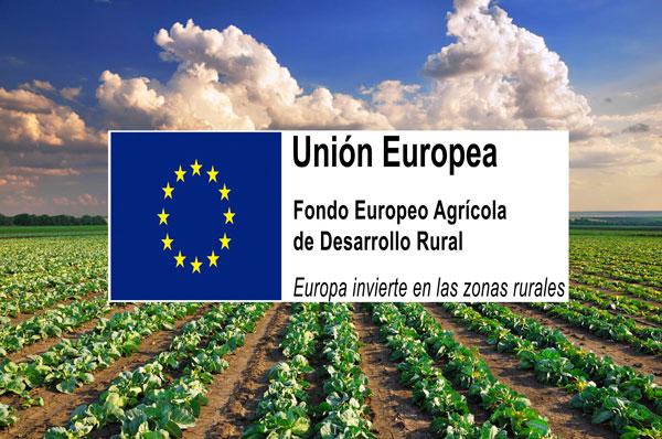 Tramitación fondos FEADER en Zaragoza y Lleida
