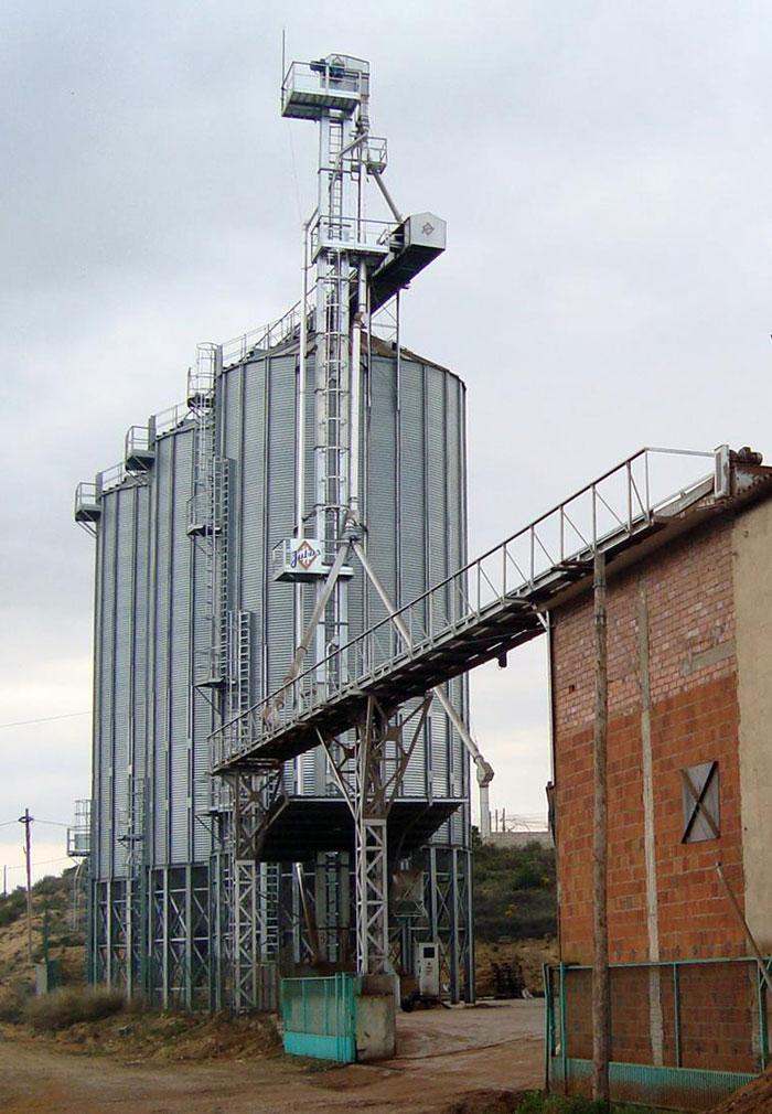Industria Frutos secos en Zaragoza (Aragón) y Lleida