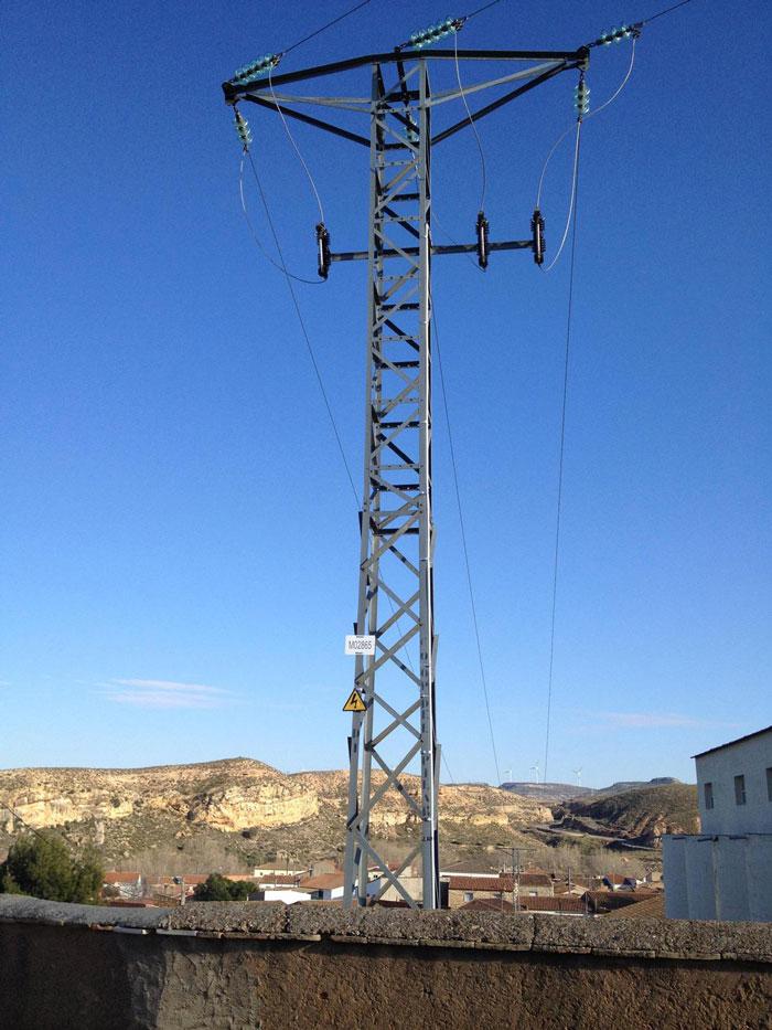 Proyectos eléctricos de media tensión en Zaragoza (Aragón) y Lleida