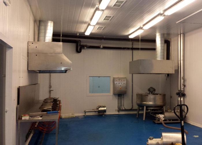 Industria de platos preparados en Zaragoza (Aragón) y Lleida