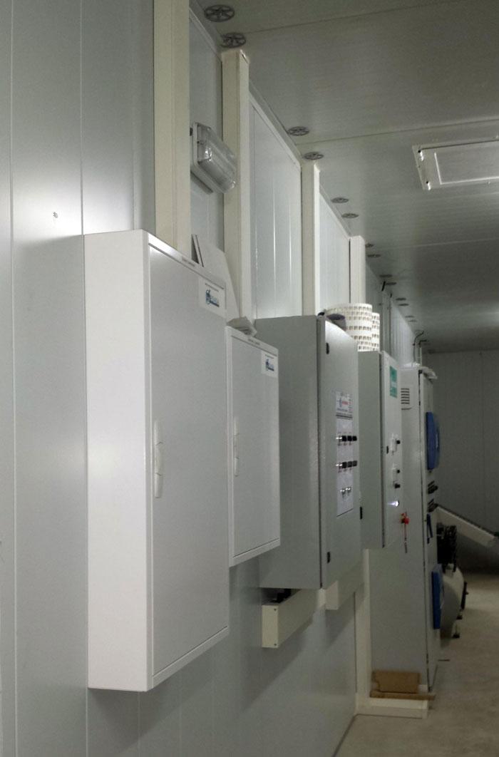 Proyecto eléctrico de baja tensión
