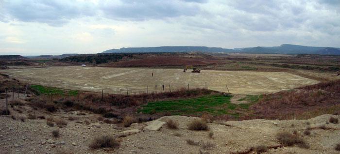 Estudios topográficos en Zaragoza