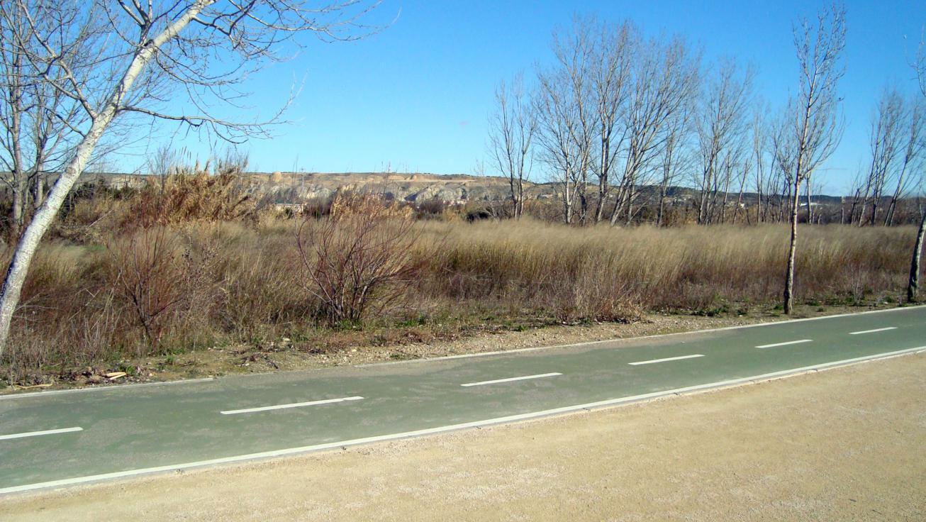 Expropiación de fincas rústicas en Zaragoza