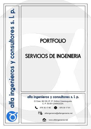 Portfolio Alfa Ingenieros