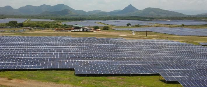 El mayor proyecto solar de Europa, creará en Aragón más de mil empleos.