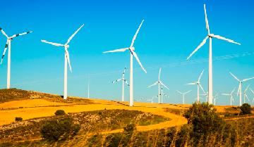 La DGA autoriza la construcción de 40 parques eólicos